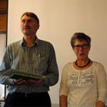 Gerhard Windler und Antje Hassenpflug (GF)
