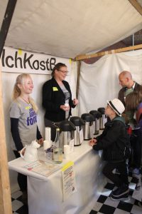 Stadt Land Food 2016 MilchKostBar