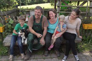 Familie Frey Voelkleswaldhof