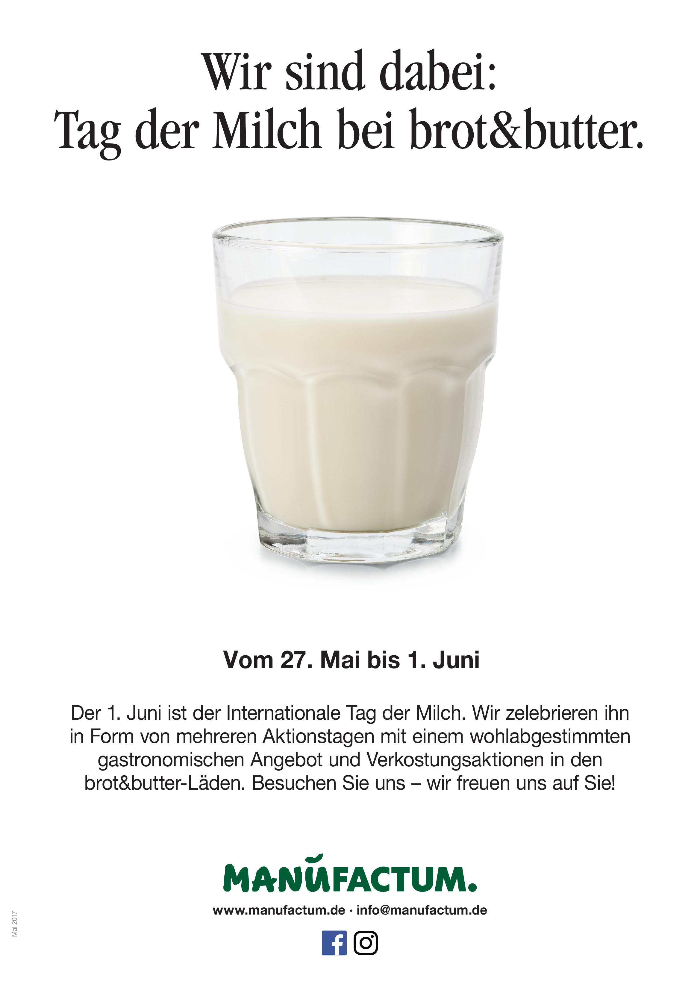 b&b_Tag der Milch Plakat_2017