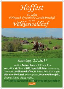Voelkleswaldhof_Hoffest_Plakat_Kuh